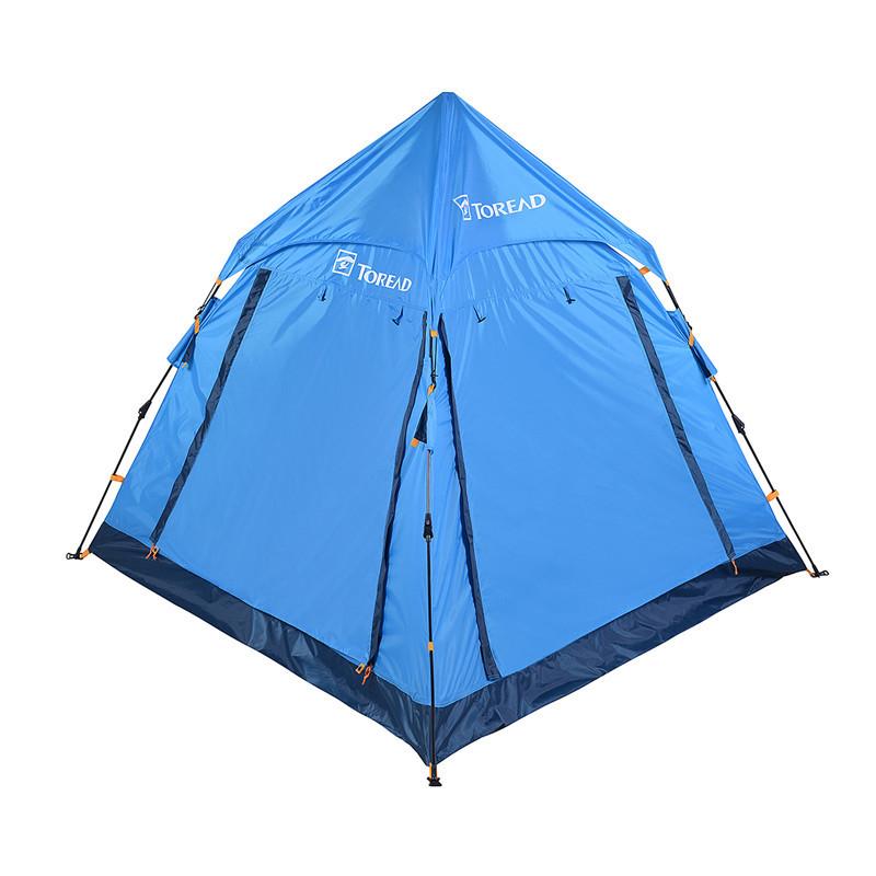 探路者(TOREAD) TEDE80865 三到四人自动速开帐篷 189元