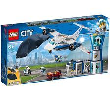 LEGO 乐高 City 城市系列 60210 空中特警基地 429元包邮