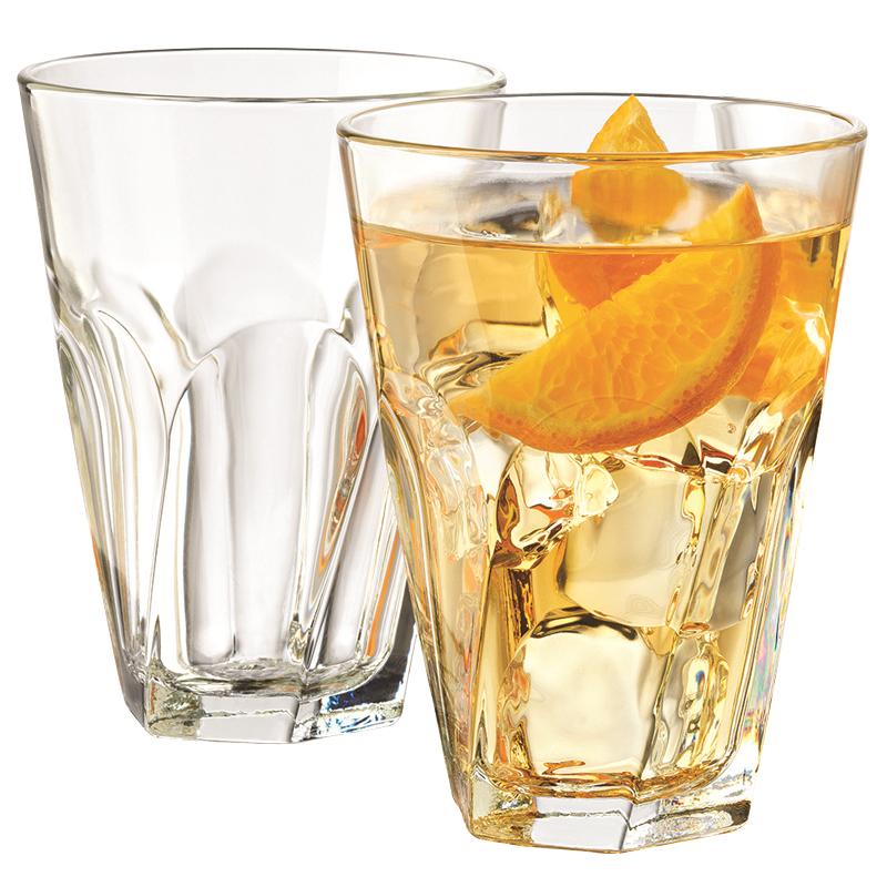 LIBBEY 利比 直 布罗陀系列 玻璃杯 414ml*2只 15元包邮(需用券)
