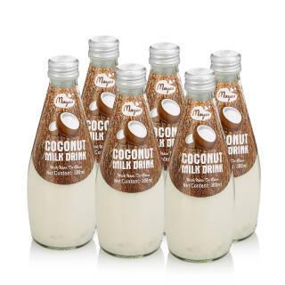 泰国进口 美恩椰肉椰汁饮料290ml*6组合装 *3件 77.7元(合25.9元/件)