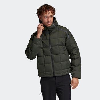 双11预售:adidas 阿迪达斯 ZNE DWN JKT FR6634 男装羽绒服 659元(需定金) ¥659