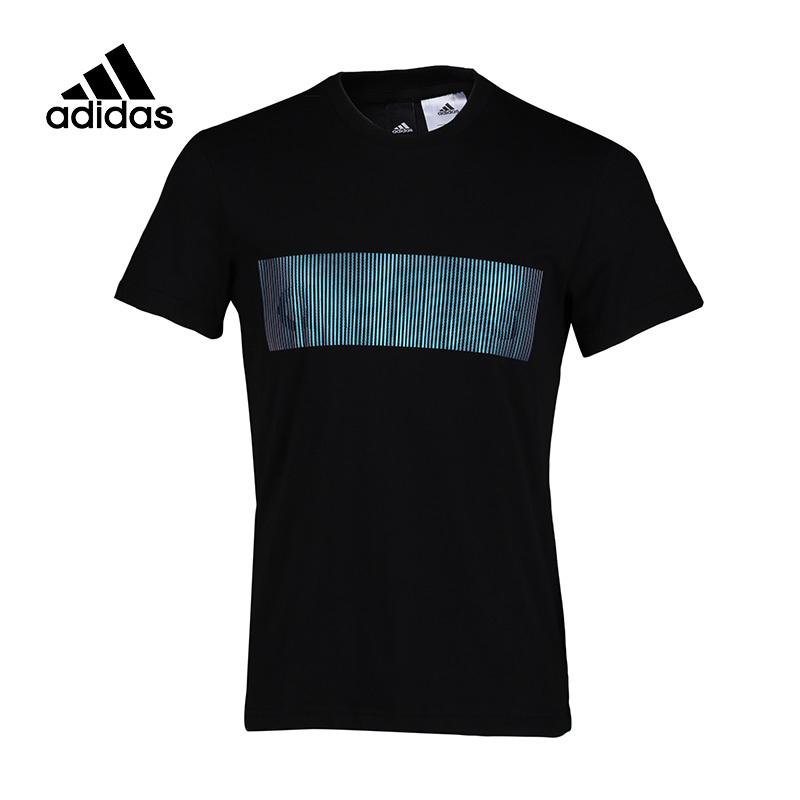 adidas阿迪达斯短袖男T恤夏季新款圆领跑步半袖运动上衣CX4989 103元