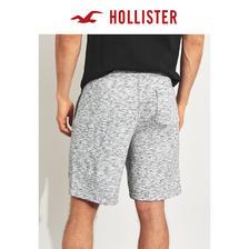 Hollister2019年夏季新品潮流经典毛圈绒中长款短裤 男 262586-1 *3件 561元(合187