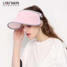 夏季遮阳帽百搭出游女遮脸防紫外线 ¥20