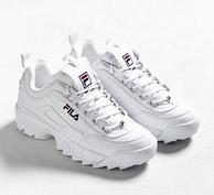 小编同款:FILA 破坏者 DISRUPTOR 2 休闲运动鞋 35美元约¥248(天猫984元)