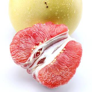 福建平和 管溪蜜柚红心柚子 4-4.5斤 18.9元