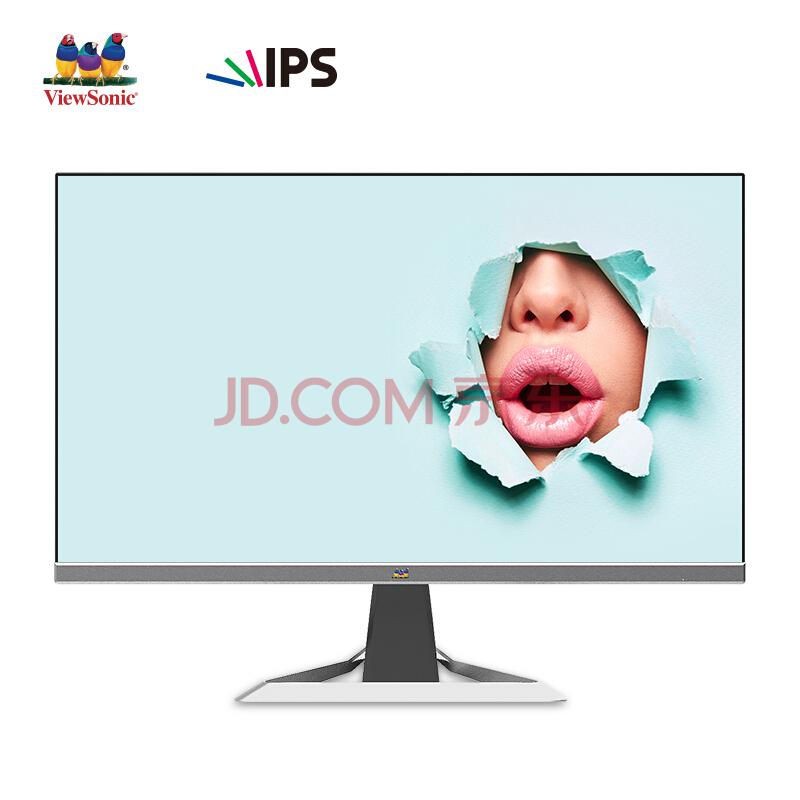 ViewSonic 优派 VX2779-H-2 27英寸AH-IPS显示器 1099元