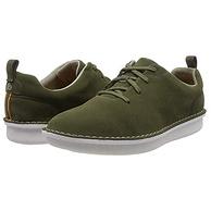 Clarks/其乐 绿色 7UK码 男式 Step Welt Free 平底运动休闲鞋 Prime会员直邮到手285元