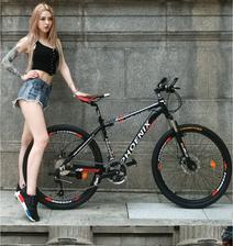 京东商城 Phoenix 凤凰 24速 24寸 自行车山地车 顶配版 479元包邮(双重优惠)
