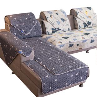 沙发垫四季布艺沙发套巾罩坐垫子 ¥8
