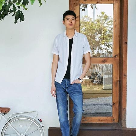 20日0点:InteRight 男士短袖衬衫 *3件 81.9元(合27.3元/件) ¥82