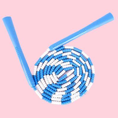 老师推荐 儿童学生软竹节花式珠节跳绳 券后8.5元