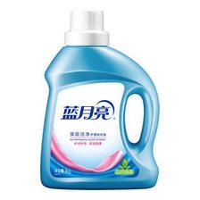 蓝月亮 深层洁净洗衣液(自然清香)1kg/瓶 *3件 37.2元(合12.4元/件)