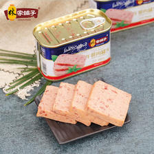 林家铺子 午餐肉罐头200gx3罐 券后¥21.9