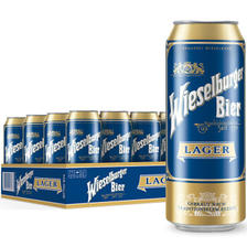 威瑟尔堡 喜力旗下拉格啤酒 500ml*24听 89元,可低至54.53元 ¥89