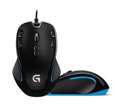 Logitech 罗技 G300s 光电鼠标 84元包邮(满减)