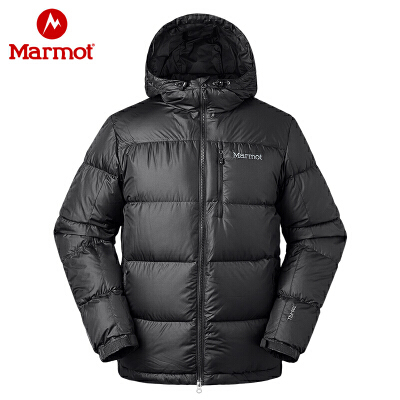 Marmot 土拨鼠 guides down hoody V73065 男士户外羽绒服 低至853.5元(3件8.5折)