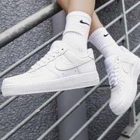 超值价¥400 Nike Air Force 1 空军一号女士休闲鞋