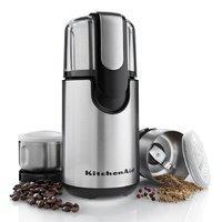 $29.99(原价$69.99)KitchenAid BCG211OB 电动咖啡研磨器 自制绿豆花生芝麻粉