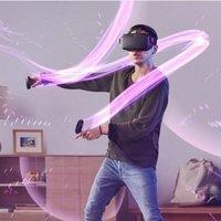 限时秒杀¥3339 Oculus Quest All-in-one VR游戏系统 头显 128GB