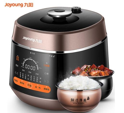 Joyoung 九阳 Y-50C82 电压力锅239元包邮
