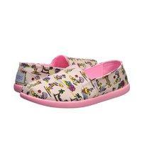 $15(原价$30)Skechers 女童海岛度假风主题休闲鞋