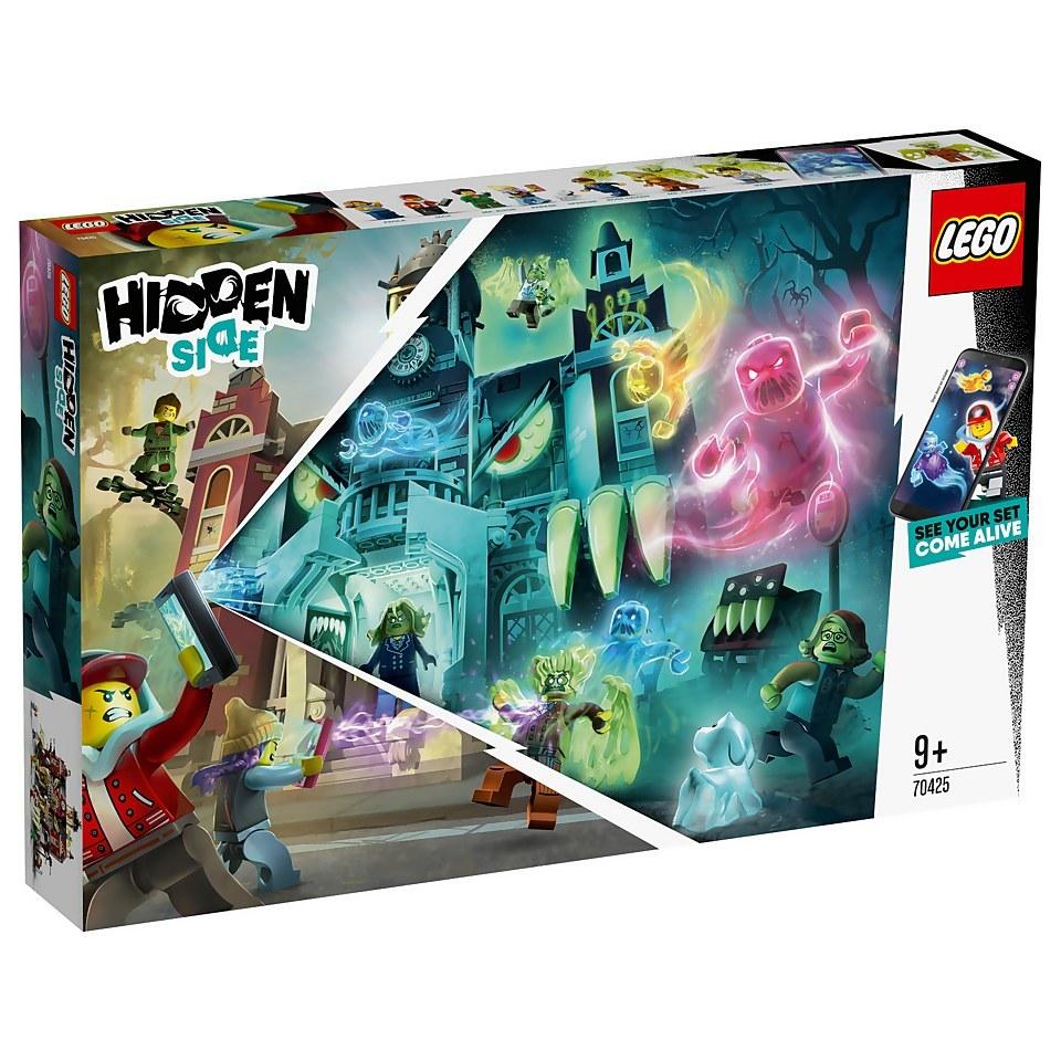 折合735.91元 LEGO乐高 幽灵鬼屋 70425