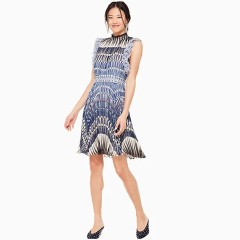 Kate Spade Deco Stephana Dress 印花连衣裙