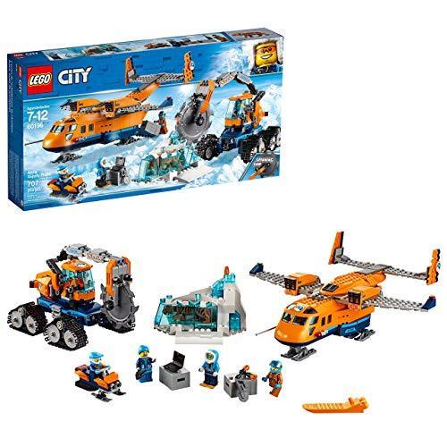 LEGO乐高 City城市系列60196 北极货运飞机 $51.99(约368.72元)