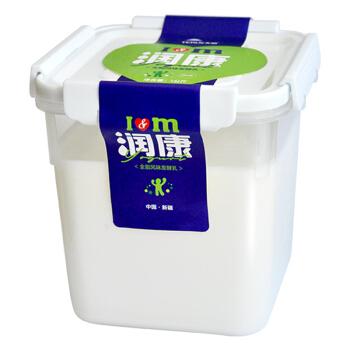 TERUN 天润 天润润康方桶 老酸奶风味 家庭装 1kg 32元,可优惠至16元