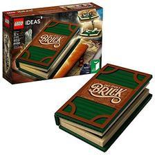 乐高(LEGO) Ideas 系列 21315立体书 $42.99(约302.56元)