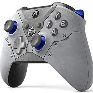 中亚Prime会员、新品发售: Microsoft 微软 《战争机器5》限定版 Xbox One 无线控制器 游戏手柄 495.93含税直邮