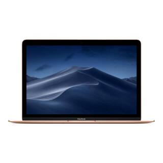 Apple MacBook 12英寸 笔记本电脑 2017款(M3、8G、256G) 金色 8599元