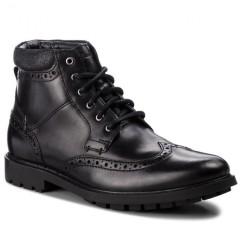 【中亚Prime会员】Clarks 其乐 Curington Rise 男士切尔西短靴