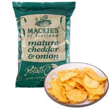 京东PLUS会员: MACKIE'S 哈得斯 薯片 切达奶酪洋 70.1元