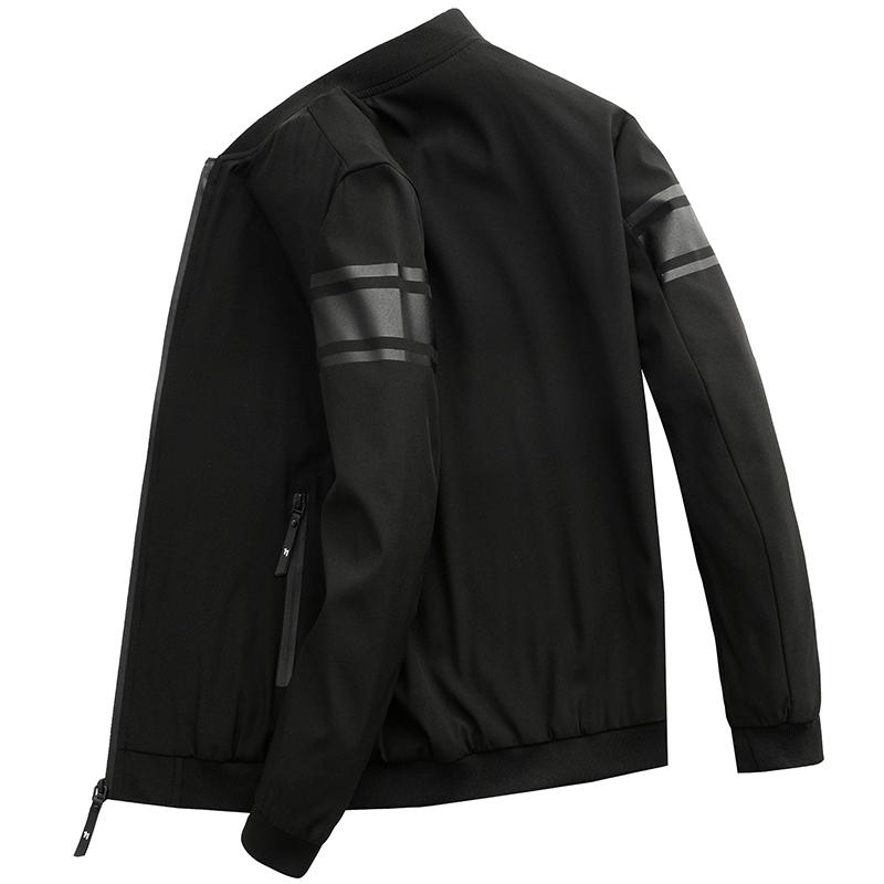 ¥29.9 外套男秋装韩版潮流修身青年男装棒球服
