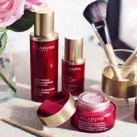 低至8.5折 + 满赠4重好礼 Clarins 美妆护肤热卖 收超值套装、保湿双萃精华