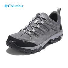 Columbia/哥伦比亚户外19新品秋冬男子专业户外耐力徒步鞋BM5529 414元