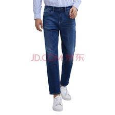 网易严选 男士宽松直筒牛仔裤 99.6元包邮