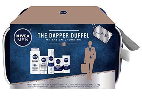 Nivea 男士敏感肌护肤套装 $12.5(约89.18元)