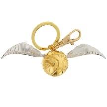 ¥55.56 Harry Potter 哈利波特 官方周边 Gold Snitch 金色飞贼钥匙扣