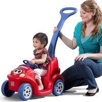 $38.33Step2 红色甲壳虫造型幼儿推车