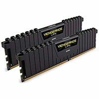 $74.99(原价$114.99)Corsair Vengeance LPX 16G DDR4 3600MHz 高频内存条