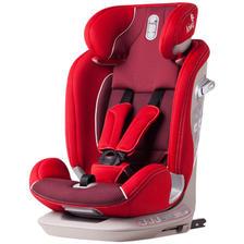 9日0点:kiwy 艾莉系列 isofix 儿童安全座椅 9个月-12岁可用 1490元包邮(限前2