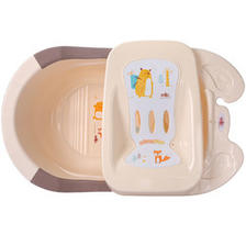 rikan /日康 RK-3626 吉米婴儿洗澡盆 *3件 107元包邮(合35.67元/件)