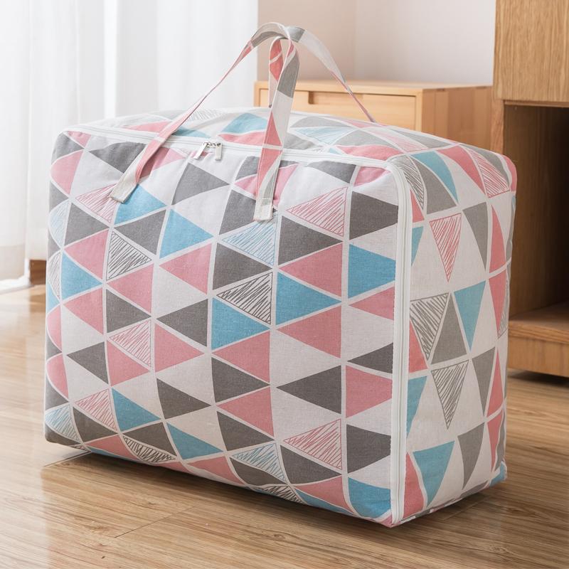 棉被行李收纳袋收衣服衣物装被子的袋子超大防潮搬家打包袋整理袋  券后7.8元