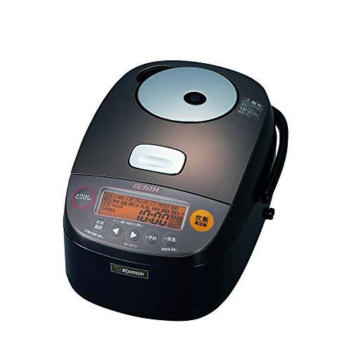 象印(ZOJIRUSHI) NP-BG10-TD IH压力电饭煲 5.5合(日标) 1294.13元