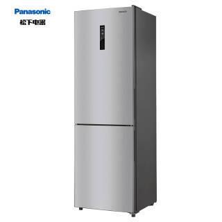松下(Panasonic) NR-E29WS1-S 双门冰箱 2690元