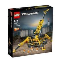 LEGO 乐高 机械组系列 42097 紧凑型履带起重机 £64.99直邮中国(约¥575.165,需