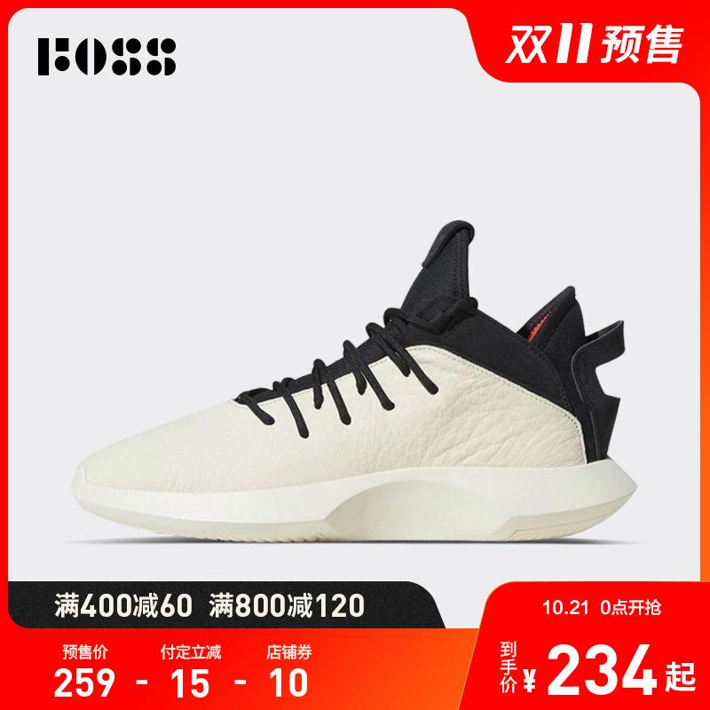 ¥234 【双11预售】adidas阿迪达斯三叶草中性Crazy 1 ADV 休闲鞋AQ1194